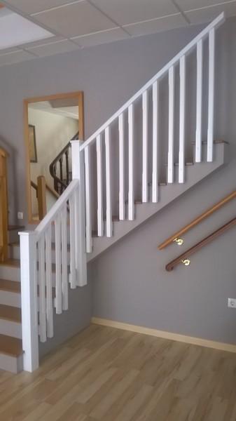 Barandillas de escaleras modernas free escaleras modernas - Barandas de escaleras de madera ...