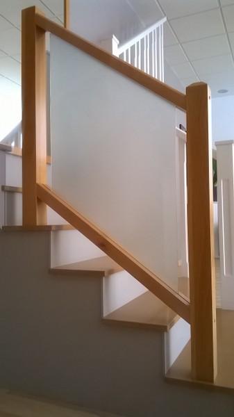 Barandillas de escaleras modernas awesome originales - Barandillas escaleras modernas ...